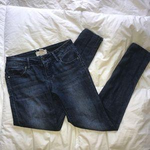 Forever 21 girl's skinny jeans